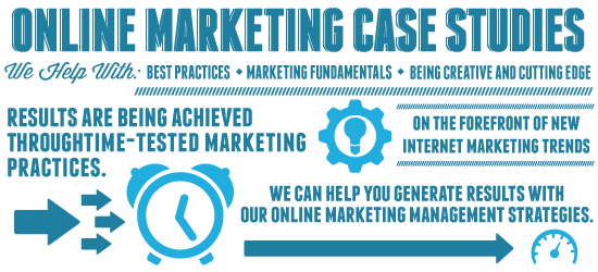 case studies online marketing At unidev, we offer a full range of digital marketing services explore our case studies about our pay-per-click, search engine optimization, targeting efforts, increasing video views on.